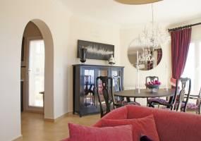 Key ready neoclassical villa in Benitachell